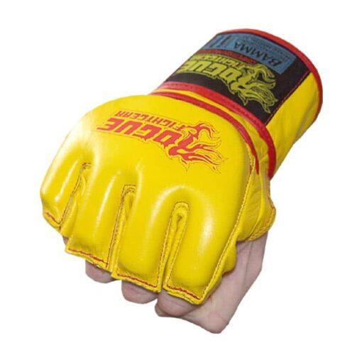 Rogue mma rukavice ''Pro Series'' - Yellow