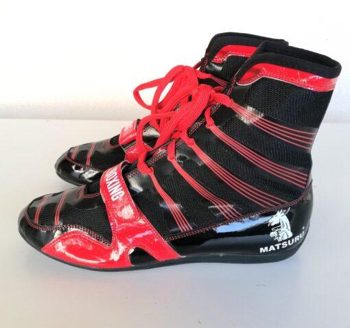 Matsuru boks tenisice-Crvena/Crna