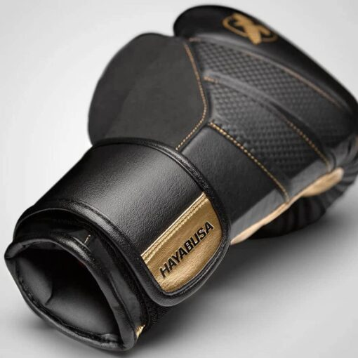 Hayabusa rukavice T3 – Crna/Zlatna