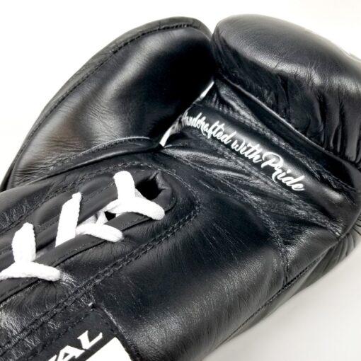 Rival RFX-GUERRERO Pro Fight rukavice - HDE-F - Crna
