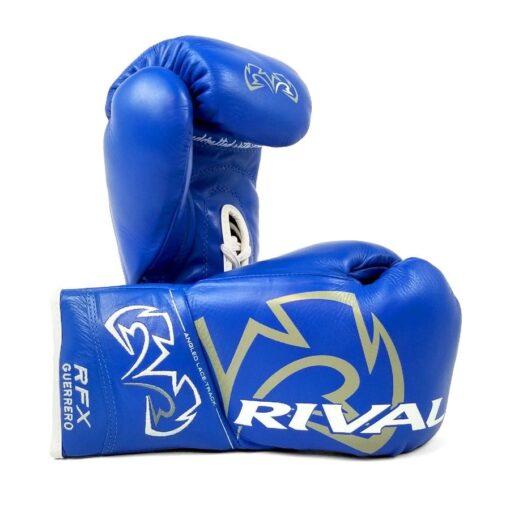 Rival RFX-GUERRERO Pro Fight rukavice - SF-F - Plava