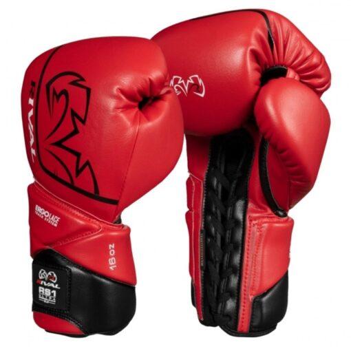 Rival RS1-2.0 rukavice - Crvena