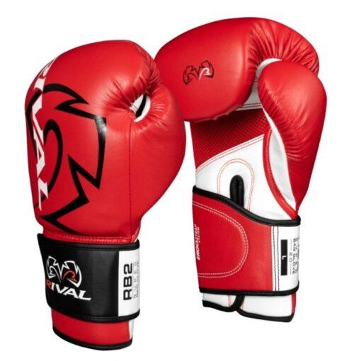 Rival RB2-2.0 rukavice - Crvena