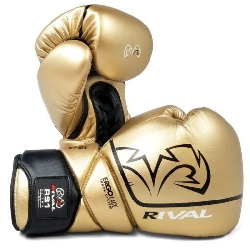 Rival RS1-2.0 rukavice - Zlatna