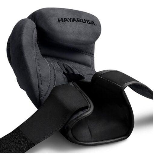Hayabusa rukavice T3 LX - Obsidian