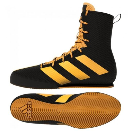 Adidas tenisice za boks BOX-HOG 3 - Gold